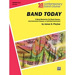 Alfred Band Today Part 1 Baritone (B.C.) (00-CBC00034)