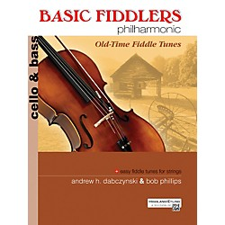 Alfred Basic Fiddlers Philharmonic Old-Time Fiddle Tunes Cello/Bass Book (00-28321)