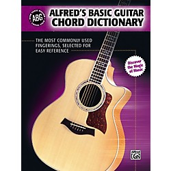 Alfred Basic Guitar Chord Dictionary (Book) (00-28388)