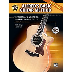 Alfred Basic Guitar Method Complete Book (00-28384)