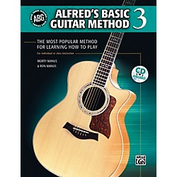 Alfred Basic Guitar Method Level 3 (Book/CD) (00 28380)