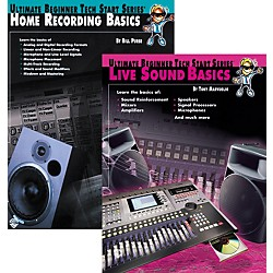 Alfred Basics of Live Sound & Home Recording (KIT-906498)