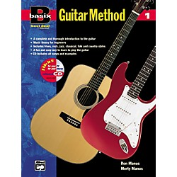 Alfred Basix Guitar Method Book 1 (00-16760)