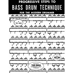 Alfred Bass Drum Technique for Drummers Book (00-17315)