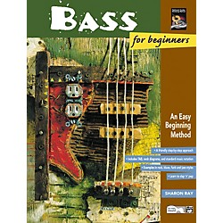 Alfred Bass for Beginners and Rock Bass for Beginners Book with DVD (00-21933)