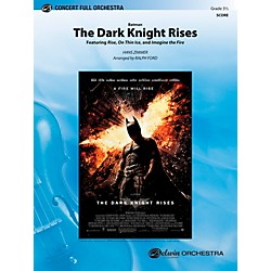 Alfred Batman: The Dark Knight Rises Concert Full Orchestra Grade 3.5 Set (00-40497)
