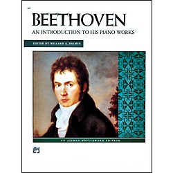 Alfred Beethoven An Introduction to His Piano Works (00-607)