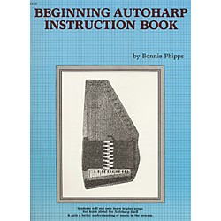 Alfred Beginning Autoharp Instruction Book (00-2222)