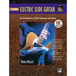 Alfred Beginning Electric Slide Guitar (Book/DVD) (00-21937)