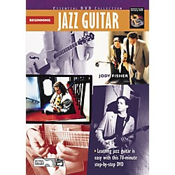 Alfred Beginning Jazz Guitar (Book/DVD) (00-20423)