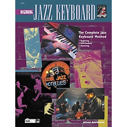 Alfred Beginning Jazz Keyboard (Book/CD) (00-17855)