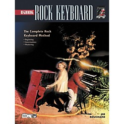 Alfred Beginning Rock Keyboard (Book/CD) (00-18436)