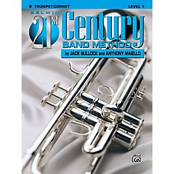 Alfred Belwin 21st Century Band Method Level 1 B-Flat Trumpet/Cornet Book (00-B21109)