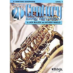 Alfred Belwin 21st Century Band Method Level 1 Bari Sax Book (00-B21108)
