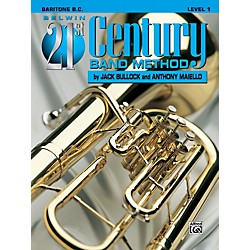 Alfred Belwin 21st Century Band Method Level 1 Baritone B.C. Book (00-B21112)