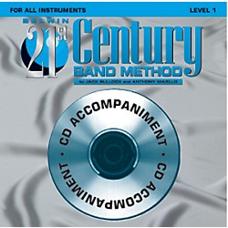 Alfred Belwin 21st Century Band Method Level 1 CD (00-B21100CD1)