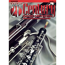 Alfred Belwin 21st Century Band Method Level 2 Bassoon Book (00-B21203)