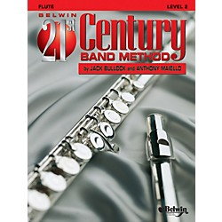 Alfred Belwin 21st Century Band Method Level 2 Flute Book (00-B21201)