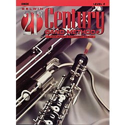 Alfred Belwin 21st Century Band Method Level 2 Oboe Book (00-B21202)