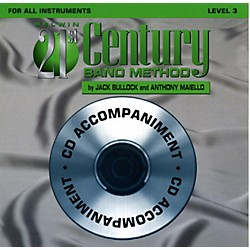 Alfred Belwin 21st Century Band Method Level 3 CD (00-B21300CD1)