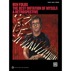 Alfred Ben Folds - The Best Imitation of Myself (A Retrospective) Book (703146)