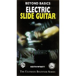 Alfred Beyond Basics - Electric Slide Guitar (VHS) (00-REH886A)
