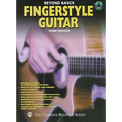 Alfred Beyond Basics - Fingerstyle Guitar (Book/CD) (00-0060B)