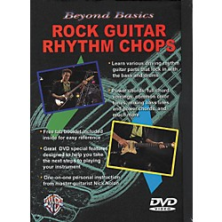 Alfred Beyond Basics/Rock Rhythm Chops DVD (00-903629)