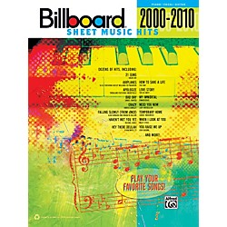 Alfred Billboard Sheet Music Hits 20002010 PVC (00-35002)