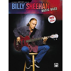Alfred Billy Sheehan: Basic Bass (Book/DVD) (00-21983)