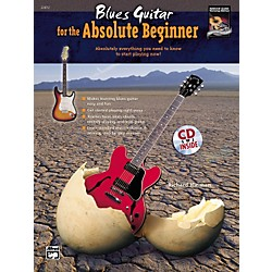 Alfred Blues Guitar for the Absolute Beginner Book/CD Set (00-22872)