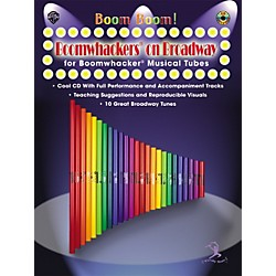 Alfred Boom Boom! Boomwhackers on Broadway Book (00-BMR07021CD)