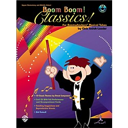 Alfred Boom Boom! Classics! Book with CD (00-BMR07025CD)
