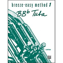 Alfred Breeze-Easy Method for BB-Flat Tuba Book I (00-BE0021)
