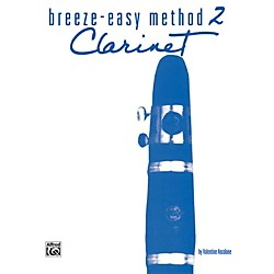 Alfred Breeze-Easy Method for Clarinet Book II (00-BE0004)