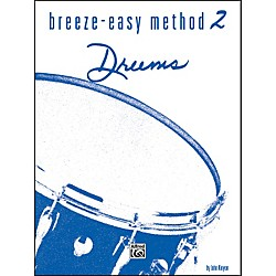 Alfred Breeze-Easy Method for Drums Book II (00-BE0006)