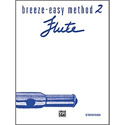 Alfred Breeze-Easy Method for Flute Book II (00-BE0008)