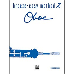 Alfred Breeze-Easy Method for Oboe Book II (00-BE0012)