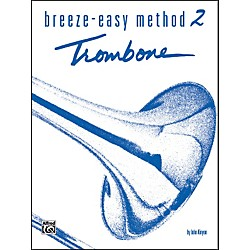 Alfred Breeze-Easy Method for Trombone or Baritone Book II (00-BE0018)
