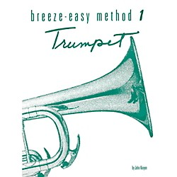 Alfred Breeze-Easy Method for Trumpet (Cornet) Book I (00-BE0019)