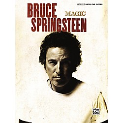 Alfred Bruce Springsteen - Magic Guitar Tab (00-29141)