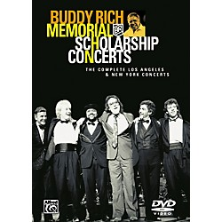 Alfred Buddy Rich Memorial Scholarship Concerts DVD Set (00-908125)