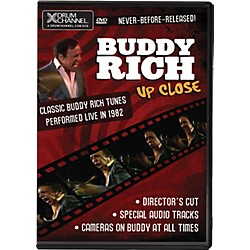 Alfred Buddy Rich Up Close DVD & CD (93-DV10001102)