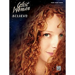 Alfred Celtic Woman Believe PVC Book (00-39246)