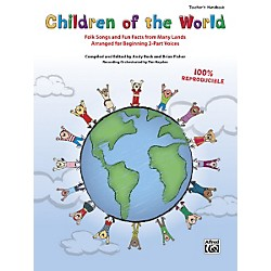 Alfred Children of the World Book & CD (00-31193)