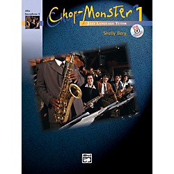 Alfred Chop-Monster Book 1 Alto Saxophone 2 Book & CD (00-251552)