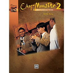 Alfred Chop-Monster Book 2 Alto Saxophone 1 Book (00-251031)