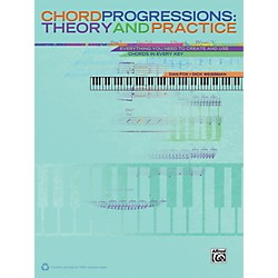 Alfred Chord Progressions Theory and Practice Book (00-35174)