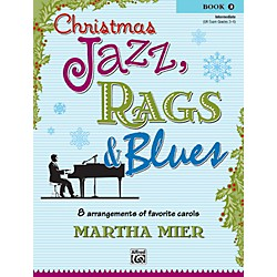Alfred Christmas Jazz, Rags & Blues Book 2 (00-22419)