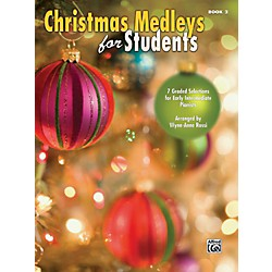 Alfred Christmas Medleys for Students Book 2 (00-39484)